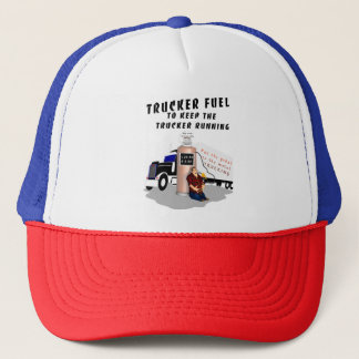 trucker fuel two trucker hat