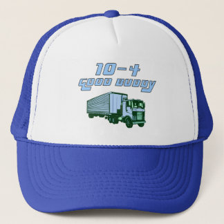 trucker hat 10-4 good buddy