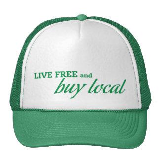 Trucker Hat buy local