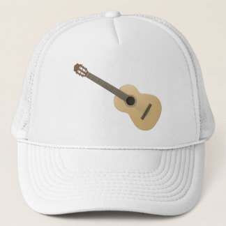 Trucker Hat Classical Guitar