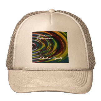 Trucker Hat Electro Synth