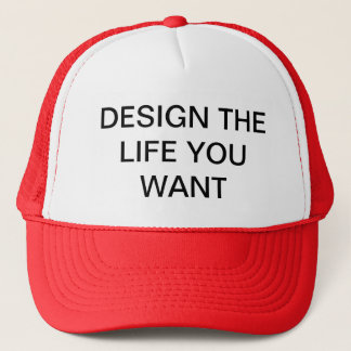 TRUCKER HAT FOR THOSE WHO LOVE LIFE