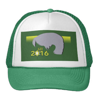 Trucker Hat Jill 2016 Graphic
