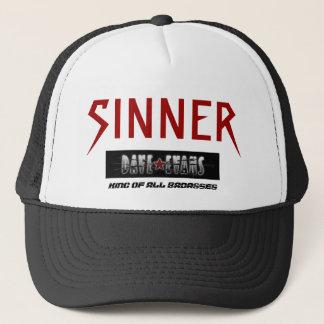 Trucker Hat, SINNER, KING OF ALL BADASSES Trucker Hat