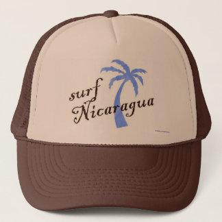 Trucker Hat - surf Nicaragua