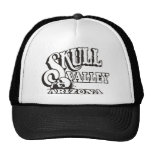 Trucker Hat w/ Skull Valley, Arizona Logo