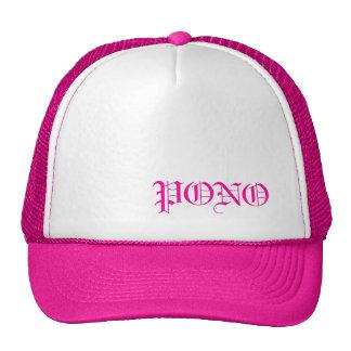 Trucker-PalaPala-PONO Trucker Hat