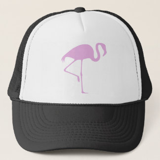 Trucker Pink Flamingo Custom Trucker Hat