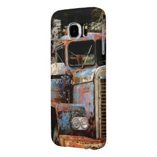 Truckers Never Die Samsung Galaxy S6 Cases
