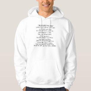 Truckers Prayer ~ Hooded Sweatshirt