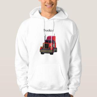 Truckin' Hoodie