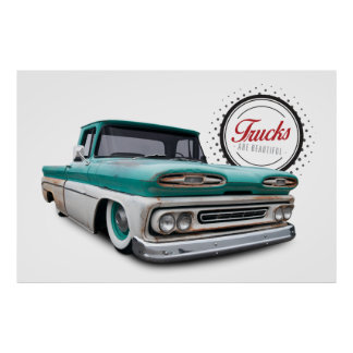 Trucks Are Beautiful (1961) Poster