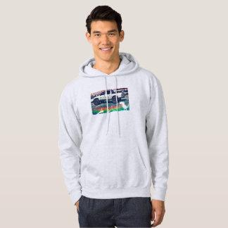 trucks attack hoodie