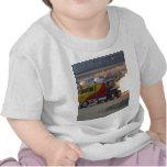 Trucks Engines T Shirts
