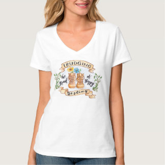 Trudging the Road to Happy Destiny T-Shirt