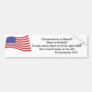 True American Bumper Stickers
