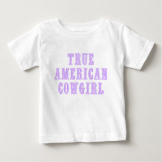 True American Cowgirl Baby T-Shirt