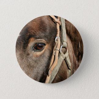 True Beauty 6 Cm Round Badge