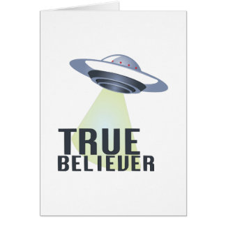 True Believer Card
