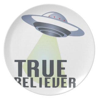 True Believer Dinner Plates