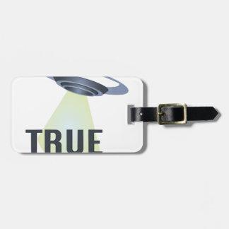 True Believer Luggage Tag