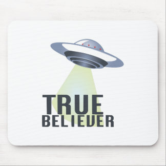 True Believer Mouse Pad