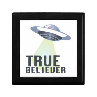 True Believer Small Square Gift Box
