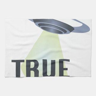 True Believer Tea Towel