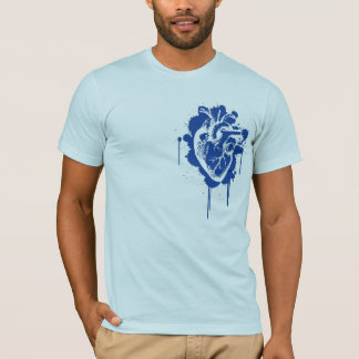 True Blue At Heart T-Shirt