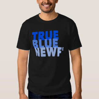 True Blue Newf' T-shirt