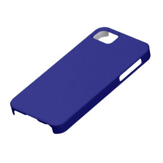 True Blue Paint iPhone 5 Covers