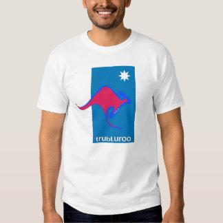 True Blue Roo T-shirts