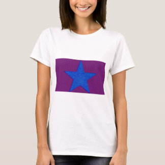 True Blue Star T-Shirt