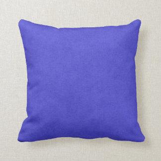 True Blue Throw Cushion