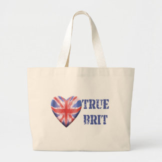 True Brit Canvas Bag