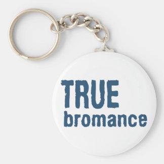 True Bromance (Blue) Key Ring