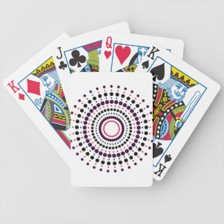 True Center Merchandise Bicycle Playing Cards
