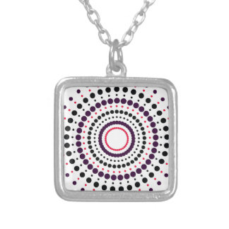 True Center Merchandise Silver Plated Necklace
