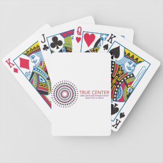 True Center Products Bicycle Playing Cards