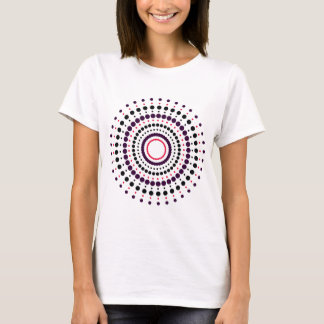 True Center Womens T-Shirt