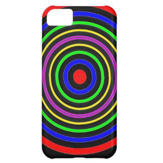TRUE Color Meditation Mandala Evolution Revolution iPhone 5C Case