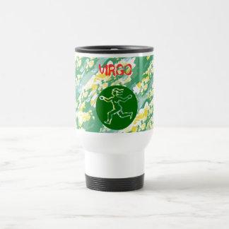 True Color: Virgo Zodiac Symbol Coffee Mug