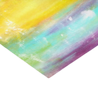 True Colors Abstract Art Tissue Paper