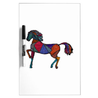 True Colors Dry Erase Board