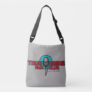 True Crime Fan Club Messenger Bag! Crossbody Bag