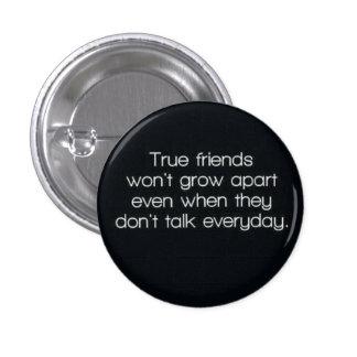 True Friends Pins