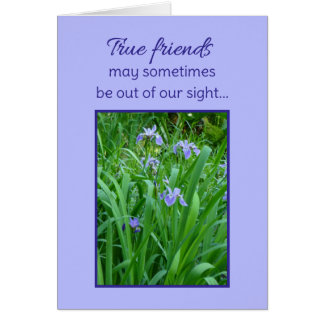 True friends... greeting cards