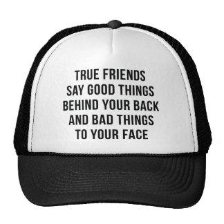 True Friends Hat