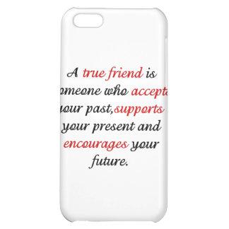True Friends png iPhone 5C Case