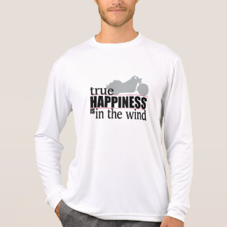 True Happiness is In The Wind T-shirt